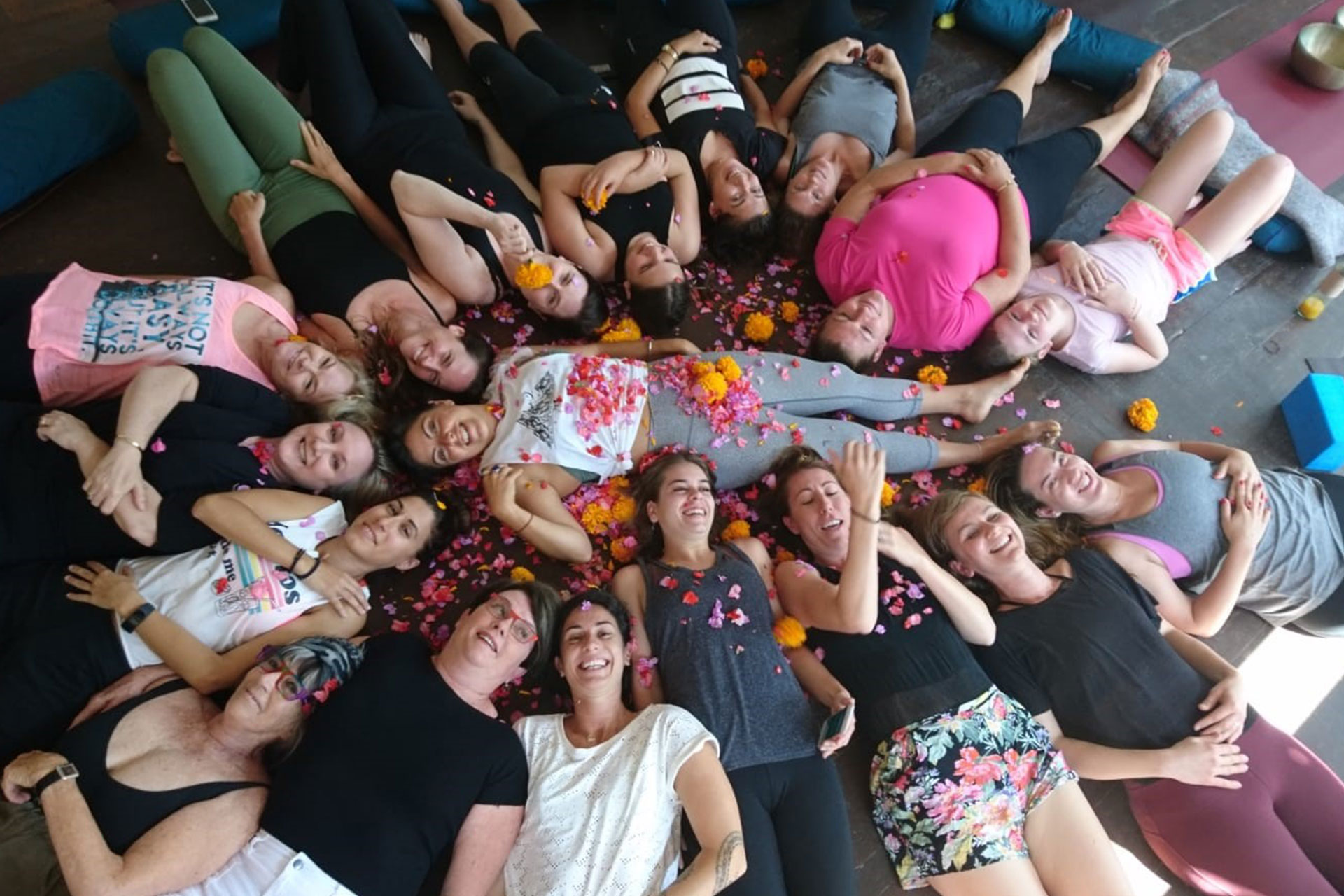 Fertility yoga workshops